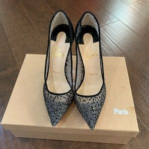 Christian Louboutin high heel brand new